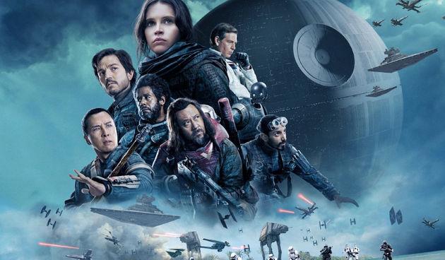Rogue One: Priča iz Ratova Zvijezda -TV premijera
