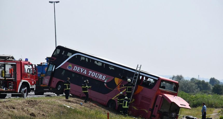 Preživjeli putnici o trenutku kobne nesreće: 'Ono što smo proživjeli je užas. Slike će mi zauvijek ostati u glavi'