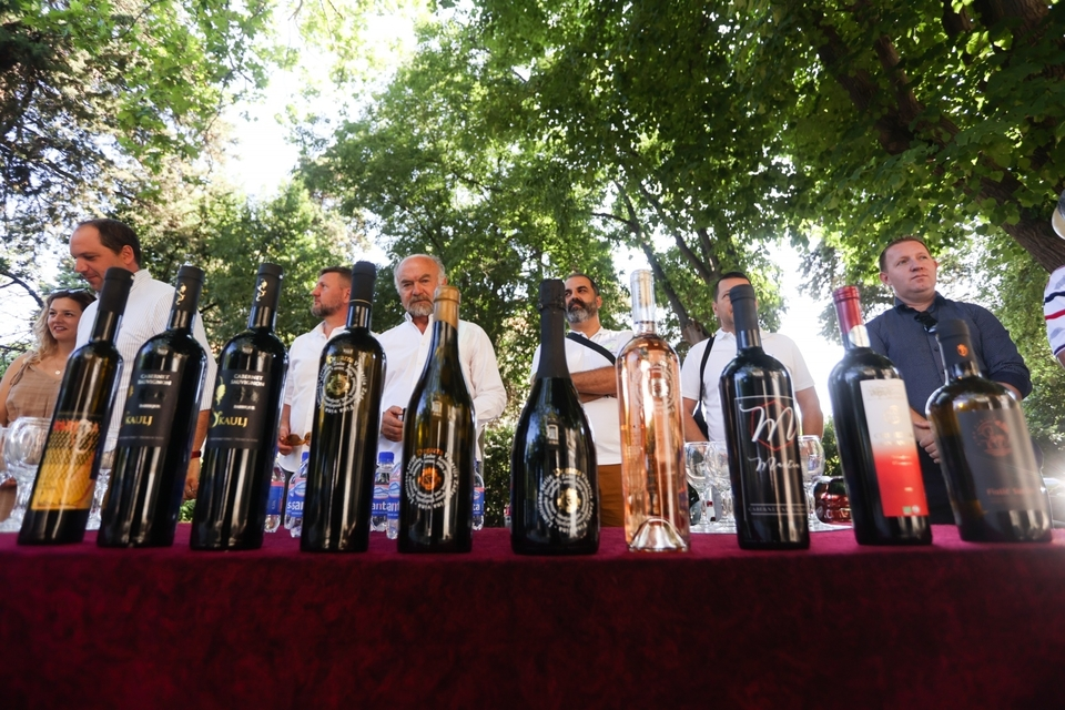 Župan Longin primio vinare koji su na smotri u Londonu osvojili 17 odličja