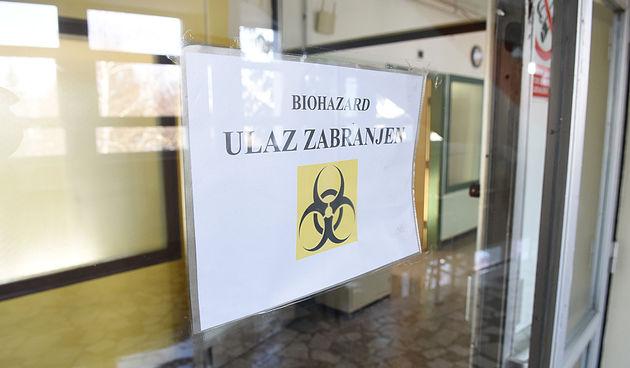 U Hrvatskoj od jučer 1.396 novih slučajeva zaraze koronom, preminulo je 46 osoba - na respiratoru 259 pacijenata