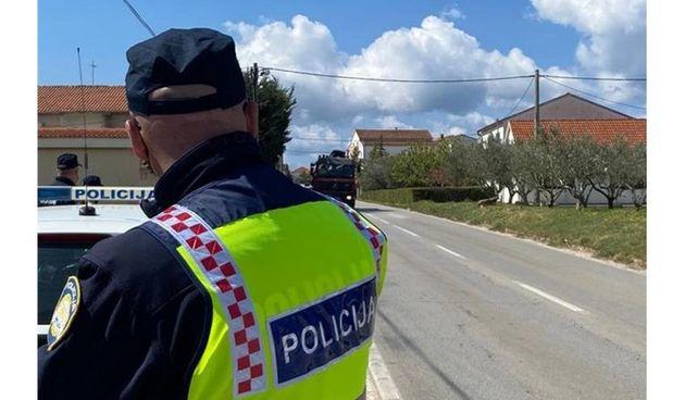 policija brzina kamera