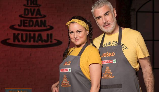 Jasmina Zulić (35) i Josip Šarić (55)