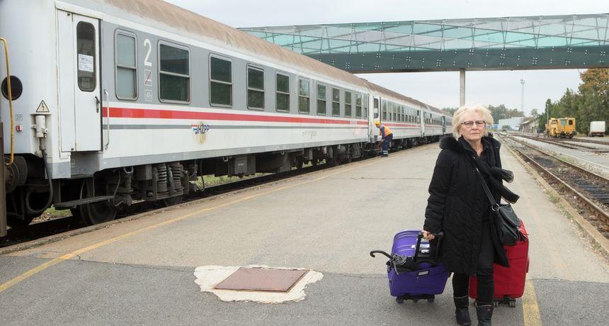Sljedeće godine, nakon 30 godina, Osijek i Split bit će povezani izravnom linijom vlaka