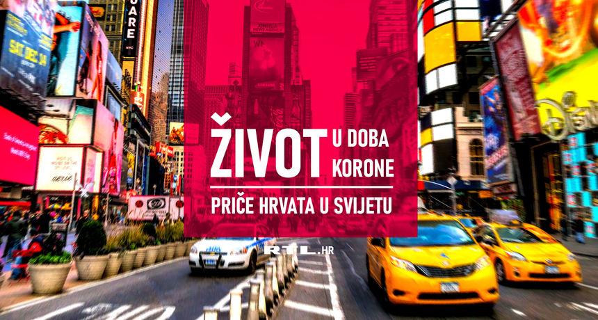 Hrvatica iz trenutno najvećeg žarišta na svijetu za RTL.hr: 'Pandemija je uspavala grad koji nikad ne spava'
