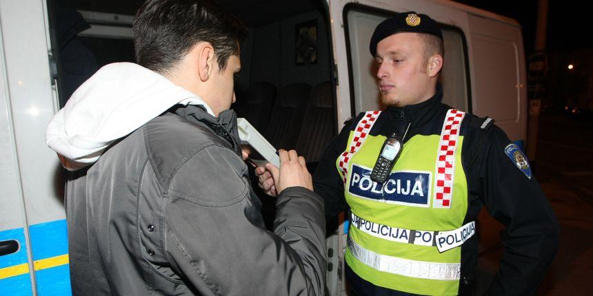 Europska unija traži potpunu zabranu vožnje od utjecajem alkohola i struže kazne