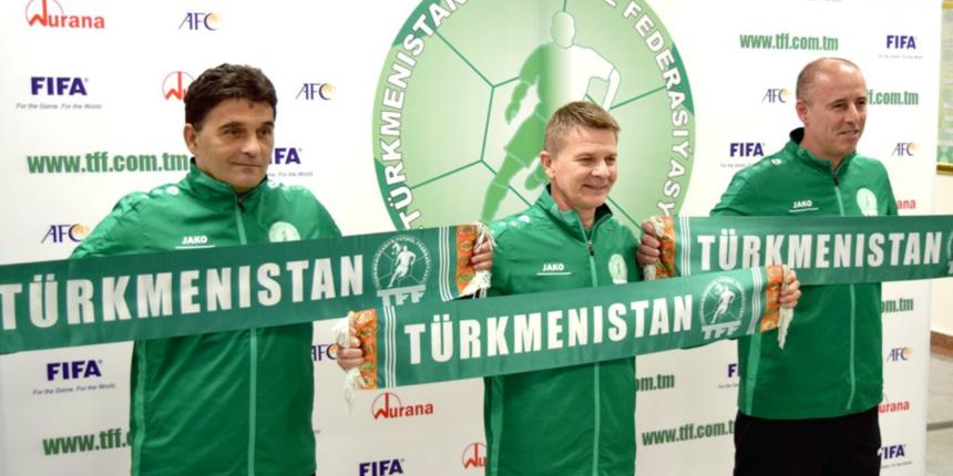 Ante Miše danas je i službeno predstavljen kao novi izbornik Turkmenistana