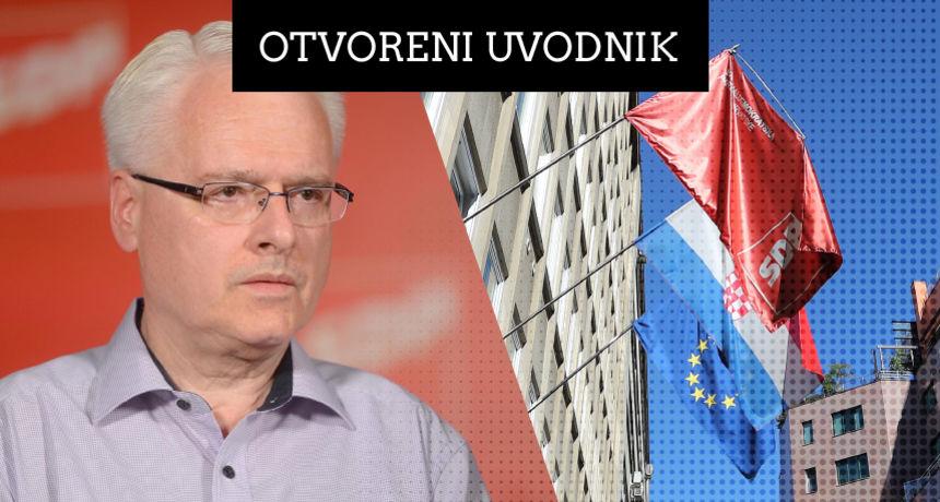 Ivo Josipović za RTL.hr: SDP je kao poprište nuklearnog rata, ljudi sitnih ciljeva. To ili neće biti tako ili ga neće biti