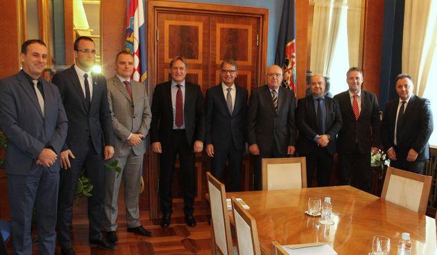 Gari Capelli obećao potporu zadarskim turističkim projektima