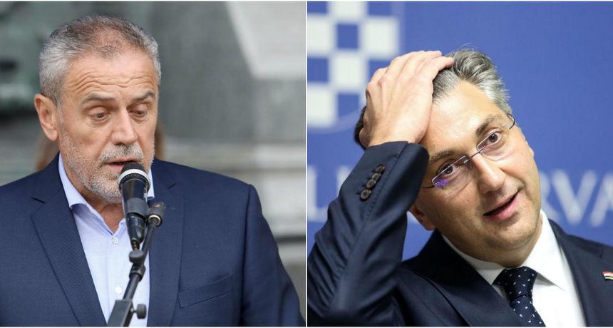 Bandić napao Vladu: Porezna reforma je 'guljenje kože' poduzetnika i lokalne samouprave