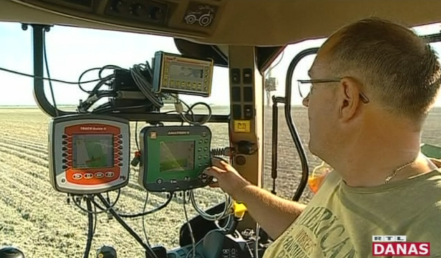 Kakav mora biti poljoprivrednik za 21. stoljeće: bespilotne letjelice i GPS uređaji standardna oruđa