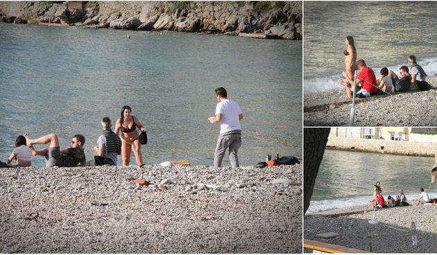 Kupanje u Dubrovniku