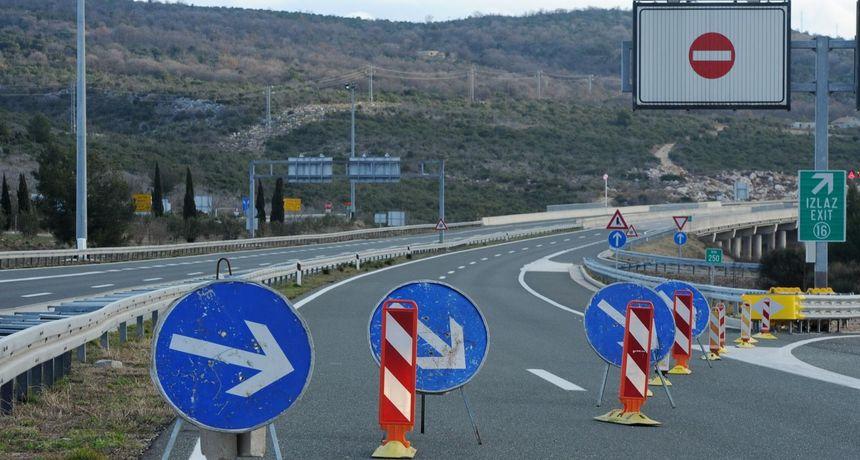 Ukupna investicija iznosi više od 823 milijuna kuna: Na autocestama pet novih čvorova, a četiri se proširuju i dograđuju