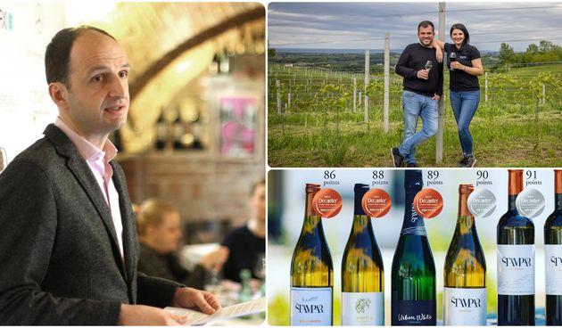 USPJEŠNA PRIČA Ugledni vinski stručnjak Saša Špiranec o Vinariji Štampar: 'Napokon stječu zasluženu slavu izvan Međimurja'