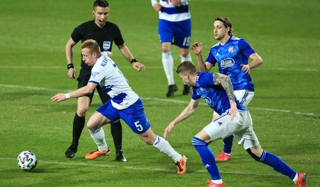 U derbiju dostojnom borbe za prvaka Osijeku i Dinamu po bod