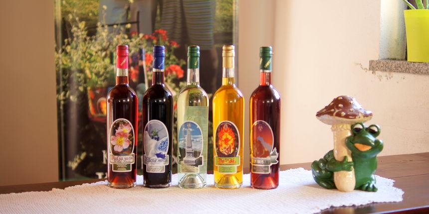 Autohtono goransko piće 'San Hubert': Prva čašica je gorka, ostale si čovjek sam toči
