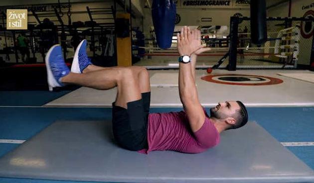 Ivan Brkljačić otkrio kako pravilno vježbati: Vježbe za trup bez rekvizita (thumbnail)