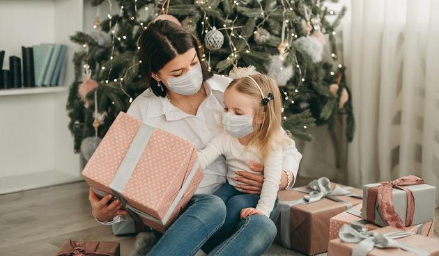 maska božić