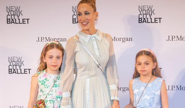Sarah Jessica Parker i kćeri Tabitha i Marion