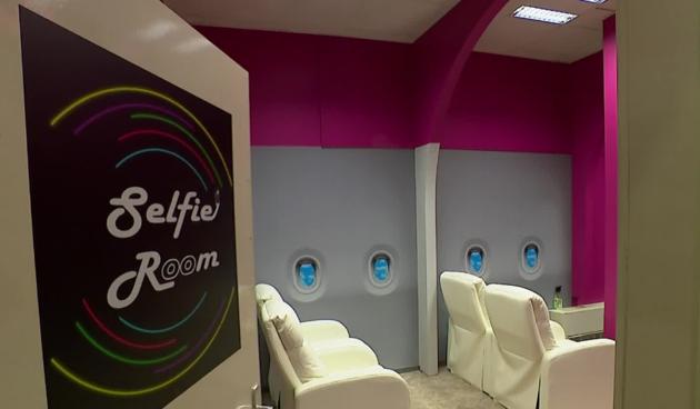 Selfie room