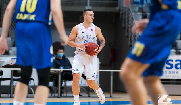 HT Premijer liga: KK Zadar - KK Zabok 75-79