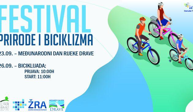 Festival prirode i biciklizma - Dopustite prirodi da dopre do vas