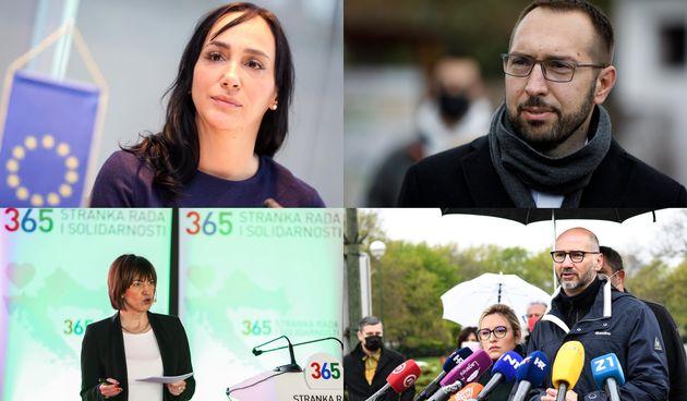 Ana Stojić Deban, Jelena Pavičić Vukičević, Joško Klisović, Tomislav Tomašević