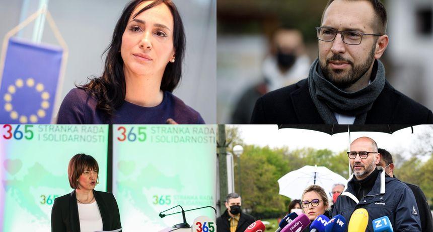 Zaoštrila se kampanja u Zagrebu: Tomašević i Klisović iznose ozbiljne optužbe, iz Holdinga traže ispriku