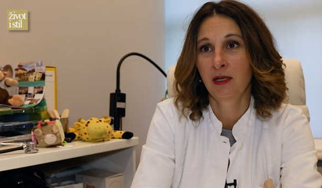 Pedijatrica Lesar otkriva kako smanjiti upotrebu antibiotika kod djeteta (thumbnail)