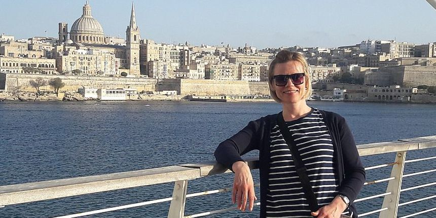 OŠ NEDELIŠĆE Učiteljica Sanja Crnčec na usavršavanju na Malti