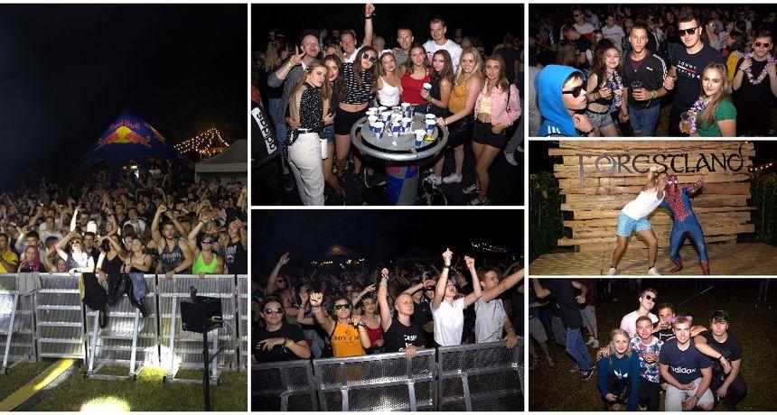 VIDEO I FOTO U Međimurju se najbolje partija - dokazala je to i prva večer Forestlanda