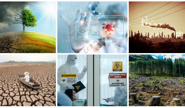 klima i pandemija