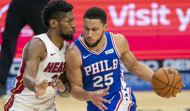 Philadelphia 76ers - Miami Heat