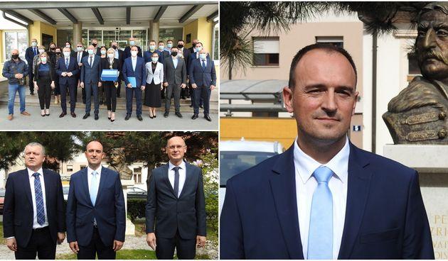 Goran Gotal predao potpise za kandidaturu za župana