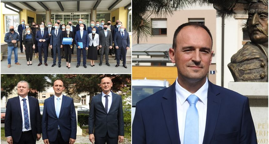 'VRIJEME JE ZA PROMJENE' Goran Gotal predao potpise za kandidaturu za župana
