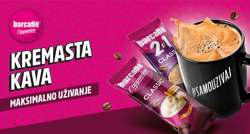 Napokon! Barcaffè instant kava od sada i na hrvatskom tržištu