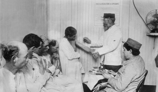 cijepljenje kroz povijest
