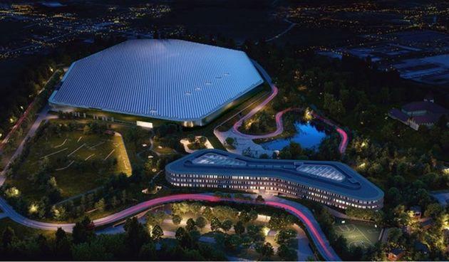 Novi kampus Mate Rimca: Imat će sklonište za životinje, igralište, sportski centar...