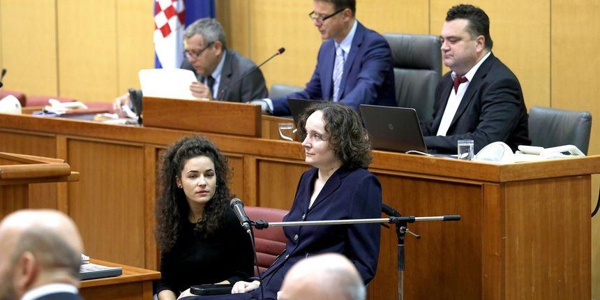 Pravobraniteljica naljutila dio zastupnika: 'Podatak da je svaki 8. građanin osoba s invaliditetom je nevjerojatan'