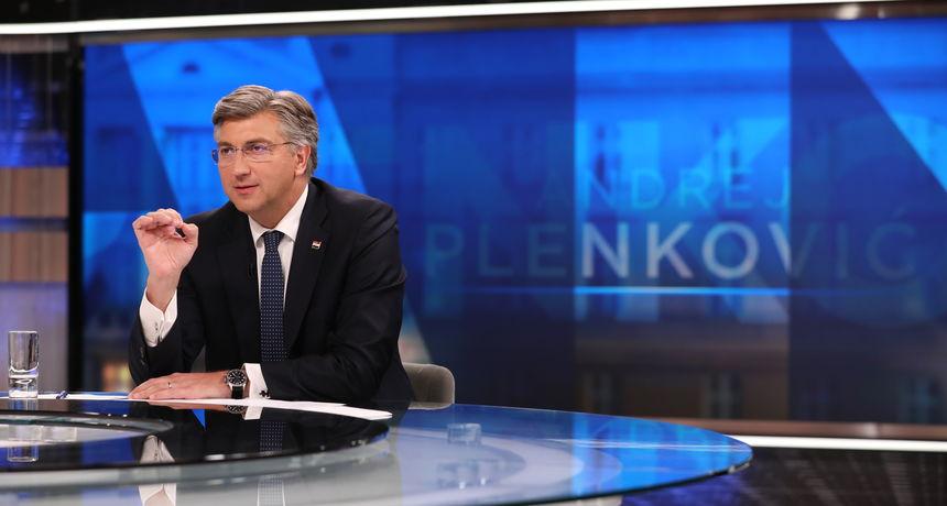 Plenković o sučeljavanju na RTL-u: 'Bio sam kakav sam i inače, pristojan i s argumentima'