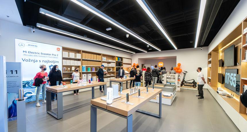 Xiaomi otvori svoj store u Osijeku, otvorenje obilježila akcija 1+1