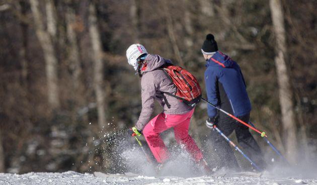 skijanje sljeme