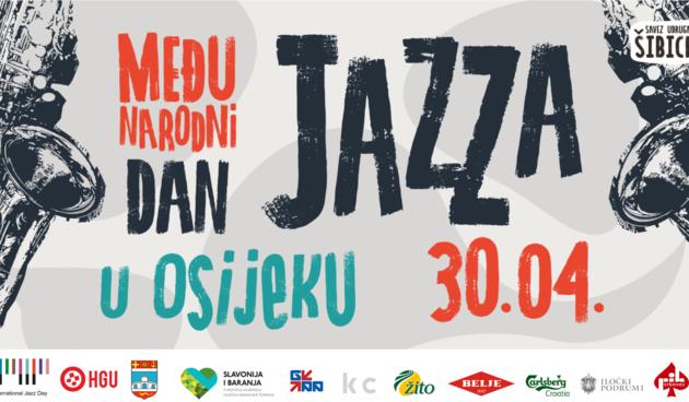 Jazz kroz Osijek - bendovi nastupaju na prikolici tramvaja