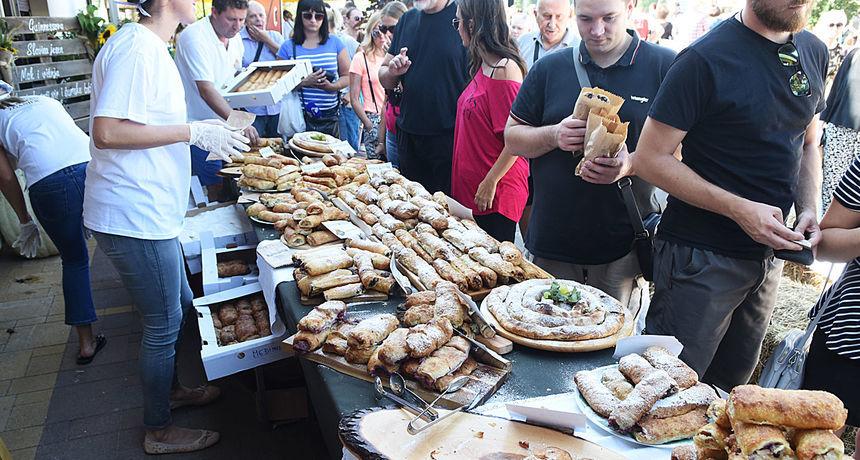 Sljedeći vikend je Štrudlafest, a već od sutra ukusne štrudle u 23 restorana u županiji, svi su pripremili nešto posebno!