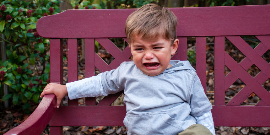 Ispadi bijesa kod dvogodišnjaka: možete li ih izbjeći?