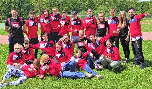 Četiri zlata za TKD Prana na prvenstvu Hrvatske u taekwondo formama, Karlovčanima ukupno čak 31 odličje
