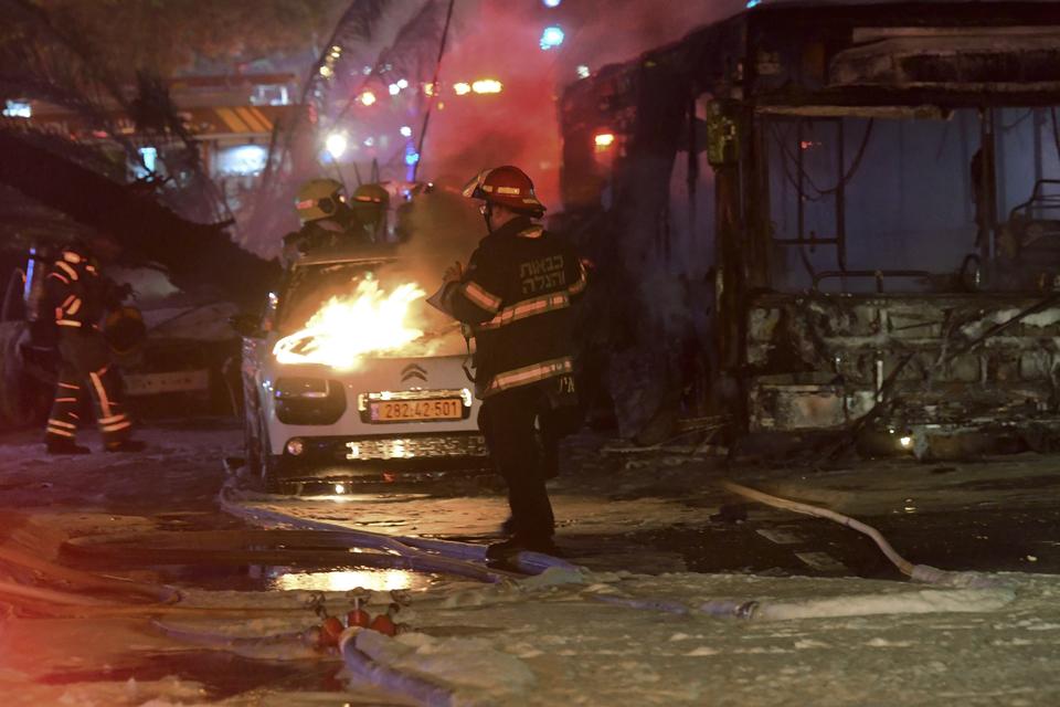 Sukobi Hamasa i Izraela: Posljedice raketiranja u Tel Avivu