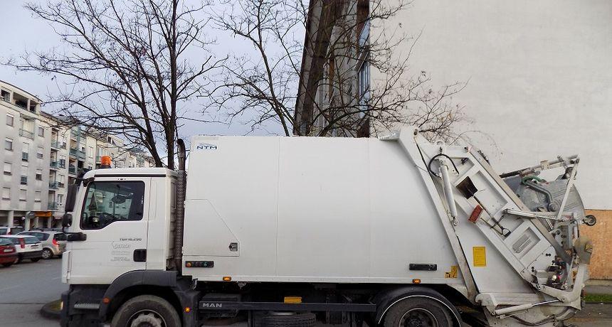 Uskrsni ponedjeljak bez odvoza otpada u Karlovcu - uobičajen raspored pomiče se za dan