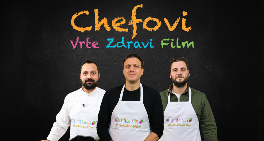 Nestlé i najpoznatiji hrvatski chefovi zajedno za smanjenje otpada od hrane
