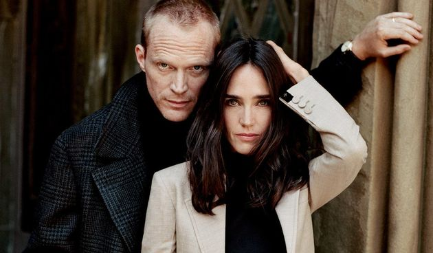 Paul Bettany i Jennifer Connelly