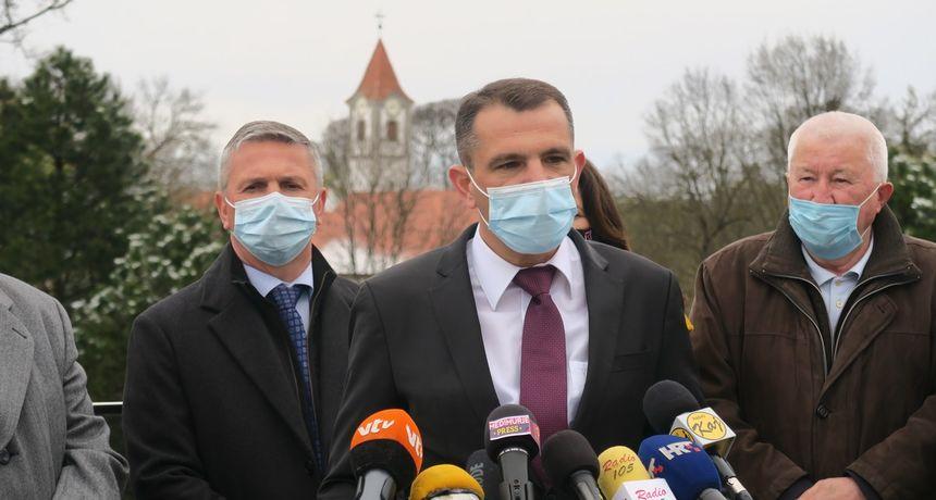 OBJAVIO KANDIDATURU Matija Posavec i dalje želi biti župan Međimurske županije